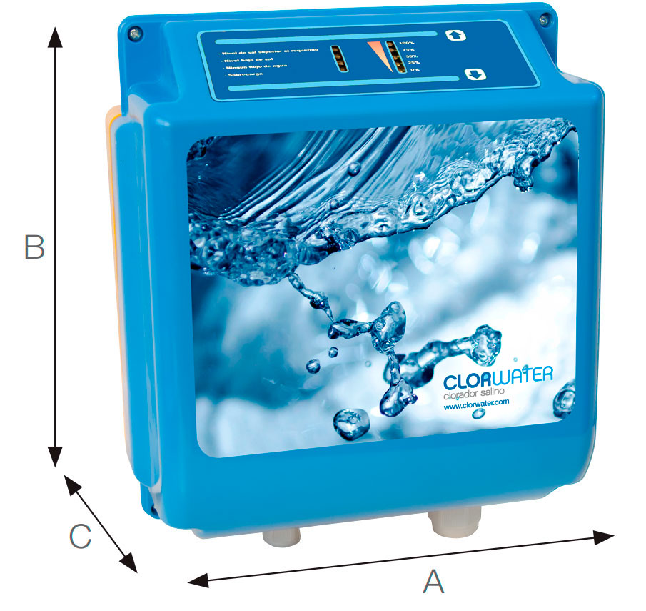 clorwater